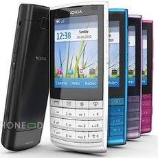 โนเกีย X3-02 Touch and Type