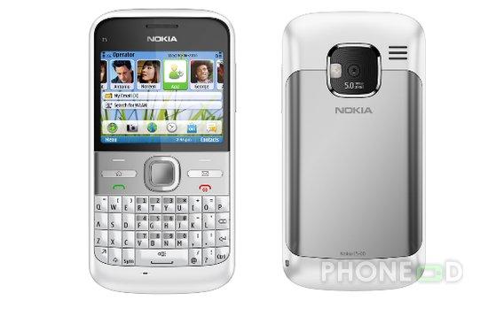 รูป 1 ราคา Nokia E5