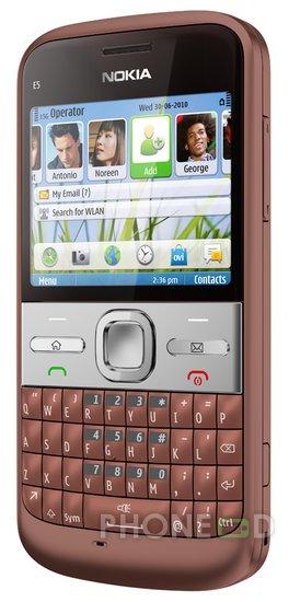 รูป 4 ราคา Nokia E5