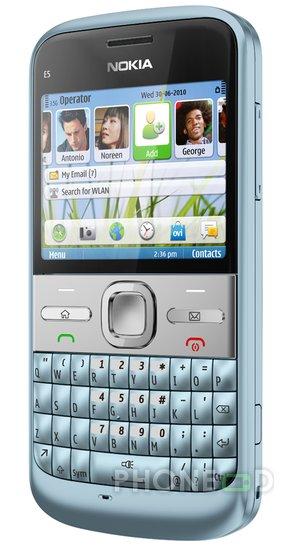 รูป 6 ราคา Nokia E5