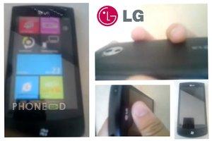 มือถือใหม่ LG E900 โชว์ตัวในคลิป