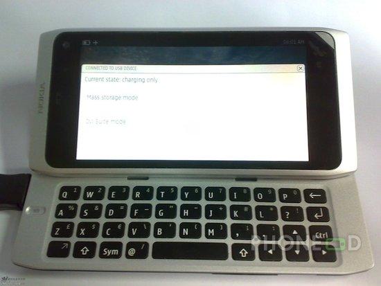 รูป 2 สเปค Nokia N9 จากข่าวลือ