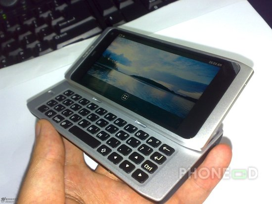 รูป 3 สเปค Nokia N9 จากข่าวลือ