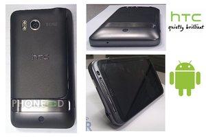 มือถือ HTC ใหม่ ระบบ Android มากับคีย์บอร์ดและจอสัมผัส