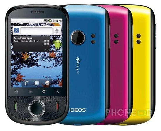 รูป 1 มือถือ Huawei IDEOS U8150
