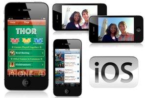 ดาวน์โหลด iOS 4.1 สำหรับ ไอโฟน และไอพอดทัช