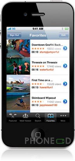 รูป 6 ดาวน์โหลด iOS 4.1 สำหรับ ไอโฟน และไอพอดทัช