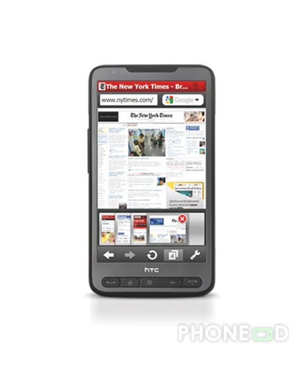 รูป 5 ดาวน์โหลดโปรแกรม Opera Mini 5.1 สำหรับมือถือ Windows Mobile