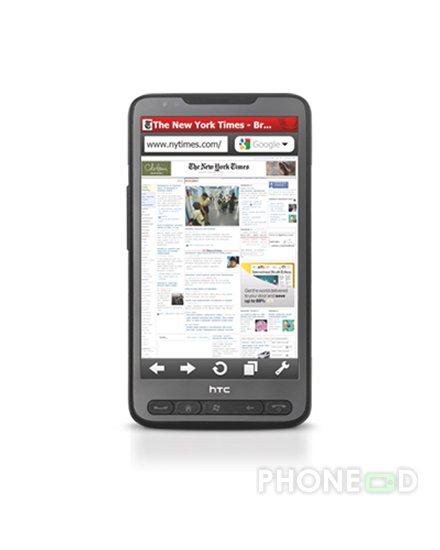 รูป 7 ดาวน์โหลดโปรแกรม Opera Mini 5.1 สำหรับมือถือ Windows Mobile