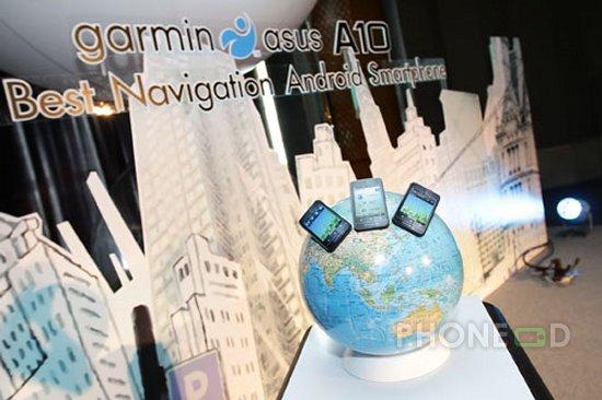 รูป 4 ราคามือถืิอ Garmin-Asus A10
