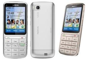 มือถือ Nokia C3-01 Touch and Type