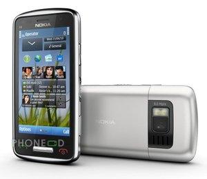 โทรศัพท์มือถือ Nokia C6-01