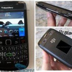 ภาพ Blackberry Bold 9780 พร้อมคลิป