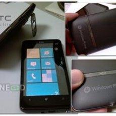 สเปคและภาพมือถือ HTC HD7