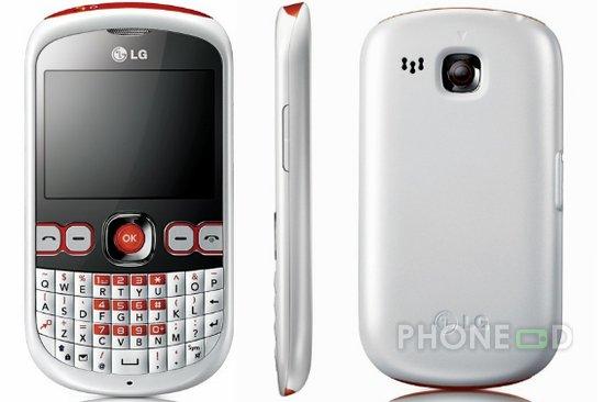 รูป 1 ข้อมูล LG Town C300