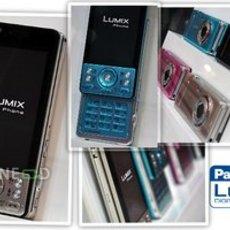 มือถือกล้องถ่ายรูป Panasonic Lumix Phone