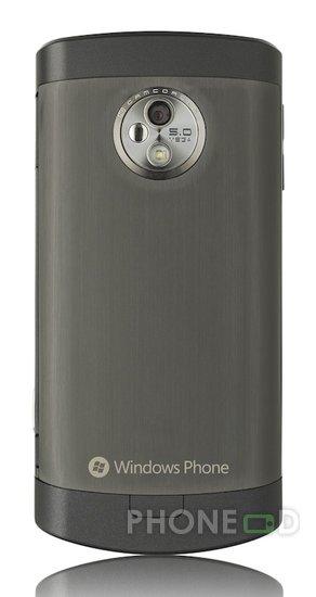 รูป 7 ข้อมูล LG Optimus 7 E900