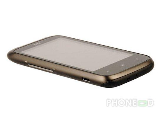 รูป 7 โทรศัพท์ HTC 7 Mozart