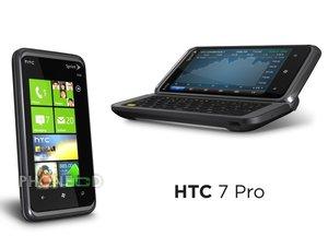 มือถือ HTC 7 Pro