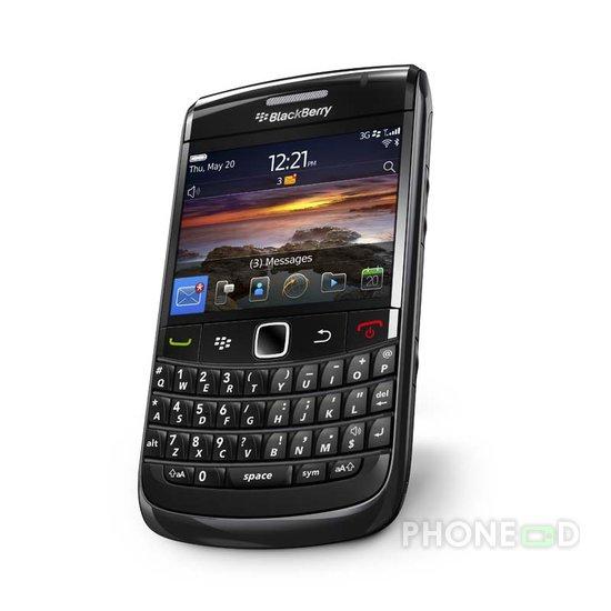 รูป 2 มือถือ BlackBerry Bold 9780