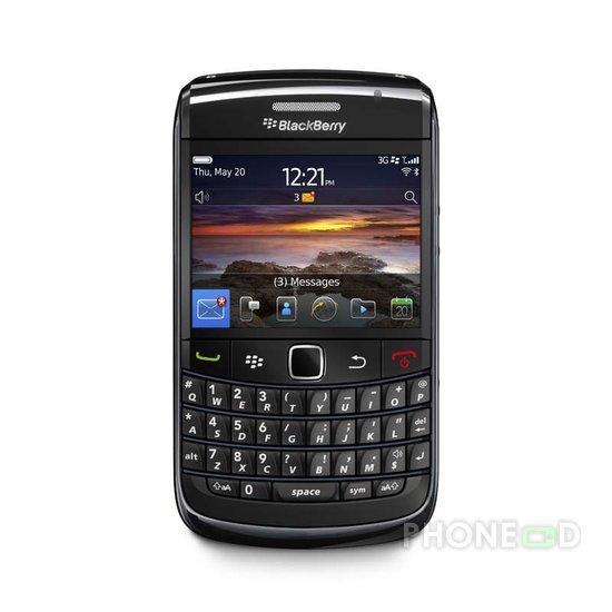 รูป 3 มือถือ BlackBerry Bold 9780