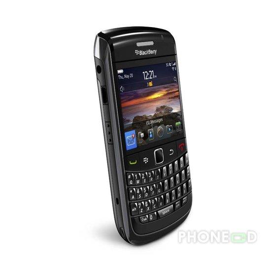 รูป 4 มือถือ BlackBerry Bold 9780