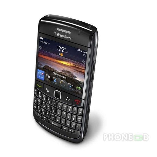 รูป 5 มือถือ BlackBerry Bold 9780