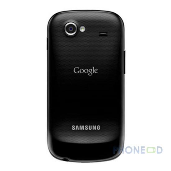 รูป 3 ข้อมูลโทรศัพท์ Google Nexus S