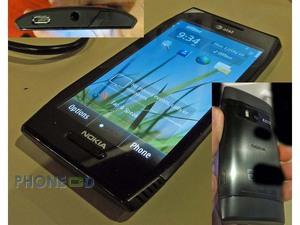 ภาพ Nokia X7-00