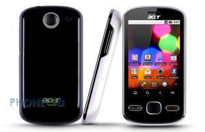 โทรศัพท์มือถือ Acer beTouch E140