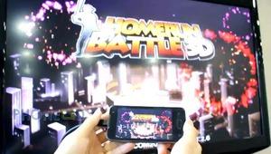 คลิปแสดงความสามารถมือถือใหม่ LG Optimus 2X (Star)