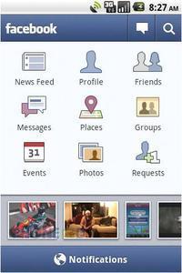ดาวน์โหลดโปรแกรม Facebook เวอร์ชั่น 1.5 สำหรับมือถือ Android