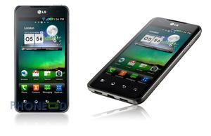 มือถือ LG Optimus 2X