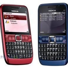 อัพเกรดเฟิร์มแวร์ Nokia E63 เวอร์ชั่น 501.21.001