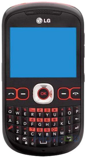 รูป 1 ข้อมูลโทรศัพท์ LG C310 มือถือสองซิม