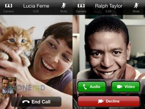 ดาวน์โหลดโปรแกรม Skype เวอร์ชั่น 3.0 สำหรับ iPhone