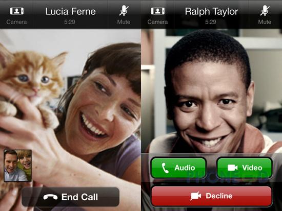 รูป 1 ดาวน์โหลดโปรแกรม Skype เวอร์ชั่น 3.0 สำหรับ iPhone