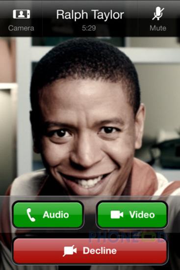 รูป 5 ดาวน์โหลดโปรแกรม Skype เวอร์ชั่น 3.0 สำหรับ iPhone