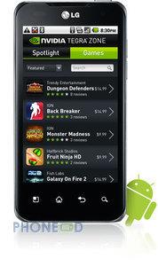Tegra Zone ร้านโหลดเกมส์ออนไลน์สำหรับมือถือ Android
