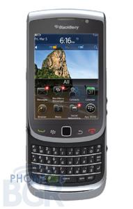 ข้อมูลและภาพ BlackBerry Torch 2 ก่อนเปิดตัว