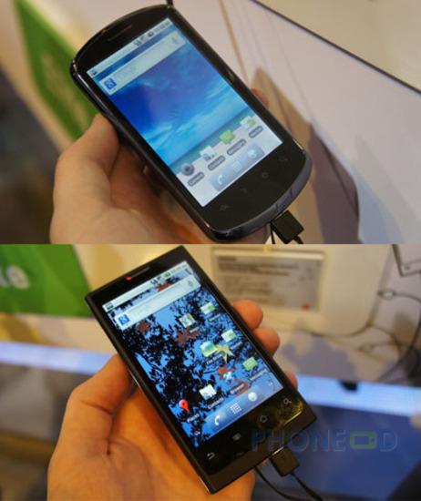 รูป 1 อัพเดทสเปค Huawei IDEOS X5 และ X6 พร้อมคลิปวีดีโอ