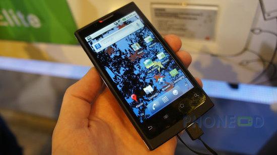 รูป 2 อัพเดทสเปค Huawei IDEOS X5 และ X6 พร้อมคลิปวีดีโอ