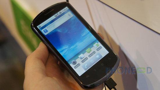 รูป 5 อัพเดทสเปค Huawei IDEOS X5 และ X6 พร้อมคลิปวีดีโอ