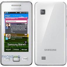 ภาพและข้อมูล Samsung Star II S5260 ก่อนเปิดตัว