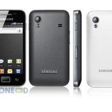 สเปคมือถือซัมซุง Galaxy Ace S5830 (Galaxy Cooper)