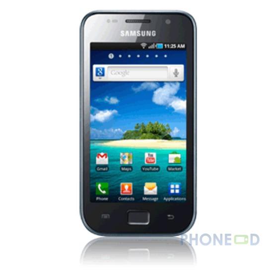 รูป 4 ซัมซุง Galaxy SL I9003
