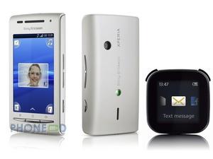 ราคาโซนี่อีริคสัน Xperia X8 และ LiveView