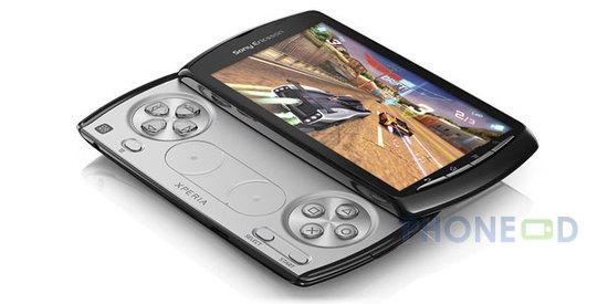 รูป 1 โทรศัพท์โซนี่อีริคสัน Xperia Play