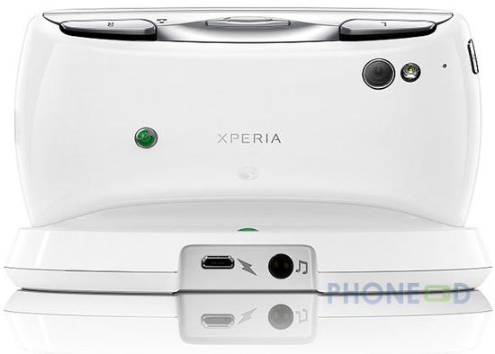 รูป 3 โทรศัพท์โซนี่อีริคสัน Xperia Play