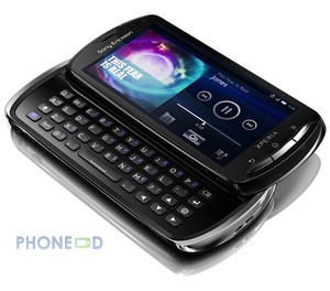 มือถือ Sony Ericsson Xperia Pro